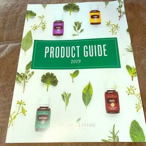 Young Living Product Guide 2019